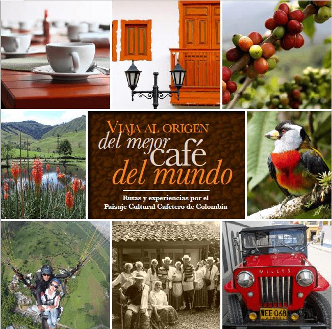 Catálogo de Producto y Experiencias del Paisaje Cultural Cafetero